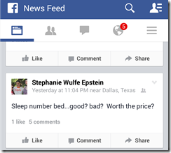 sleep number bed customer inquiry