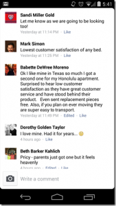 sleep number customer forum
