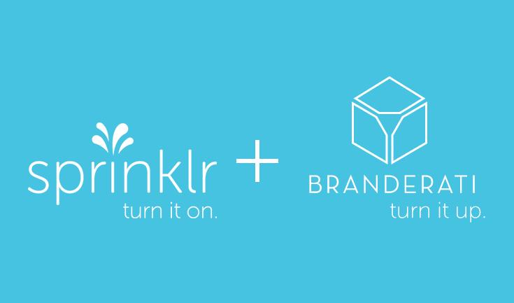 Sprinklr Acquires Branderati Advocacy Marketing