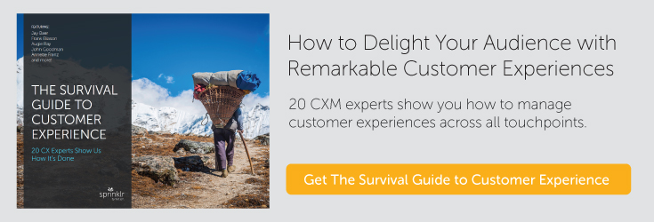 Get our Customer Experience eBook